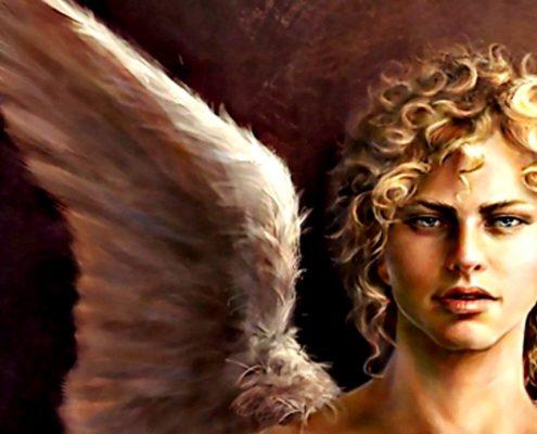 preghiera angelo custode Daniel