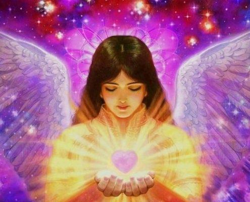 preghiera angelo custode Damabiah