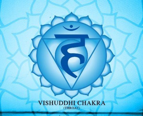 Vishuddha Quinto Chakra