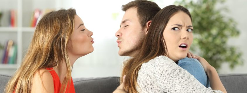 Tradimento e problemi di coppia
