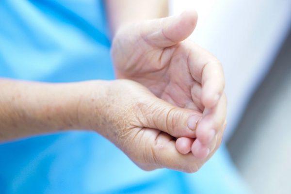 Parkinson alle mani