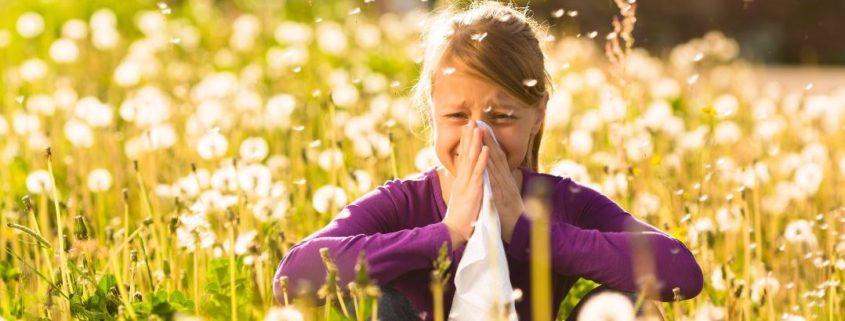 Allergia sintomi e cause