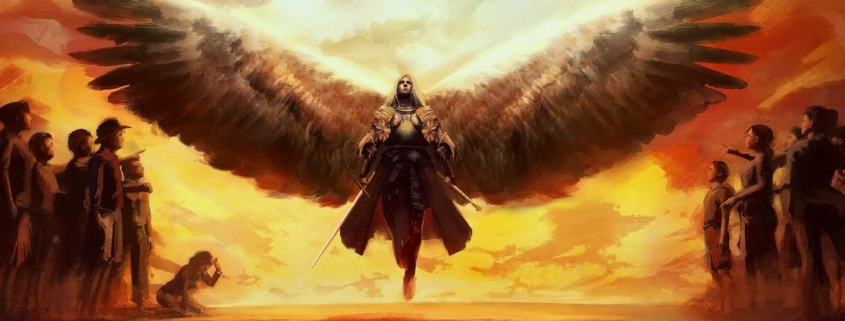 Preghiera angelo custode HEKAMIAH